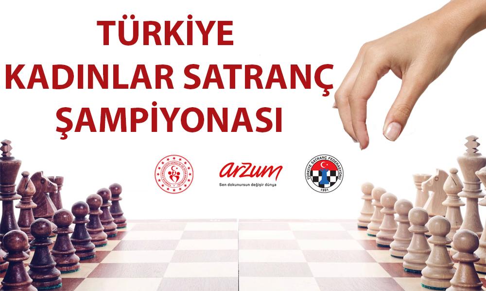 2019 Arzum Türkiye Kadınlar Satranç Şampiyonası